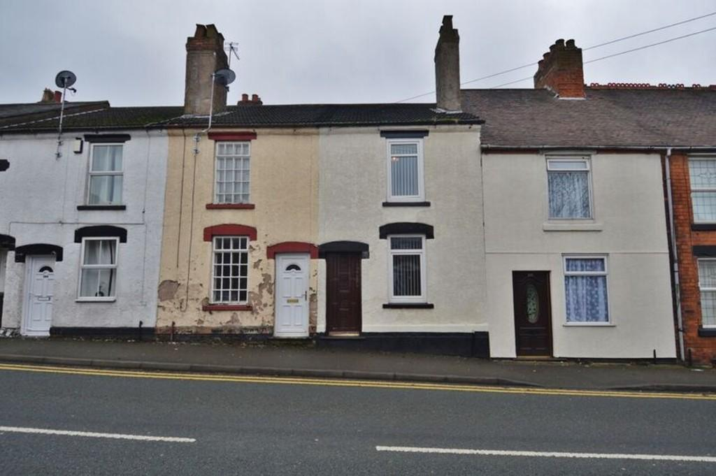 2 Bedrooms Terraced House for sale in Cannock Road, Hednesford