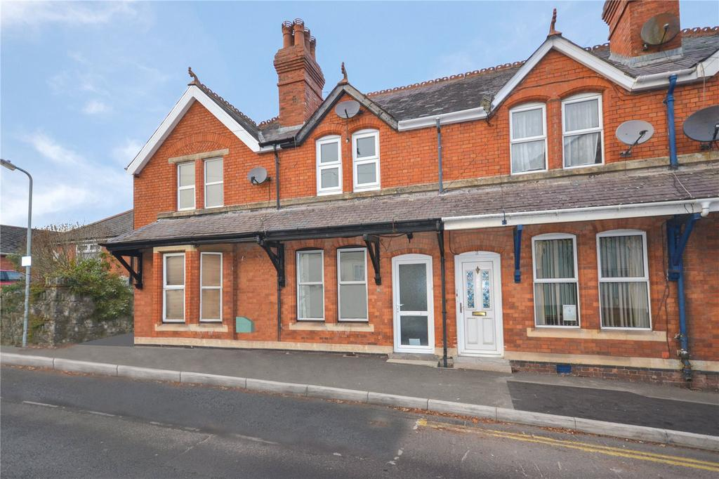 2 Bedrooms House for sale in Boden Villas, Mill Lane, Chard, Somerset, TA20