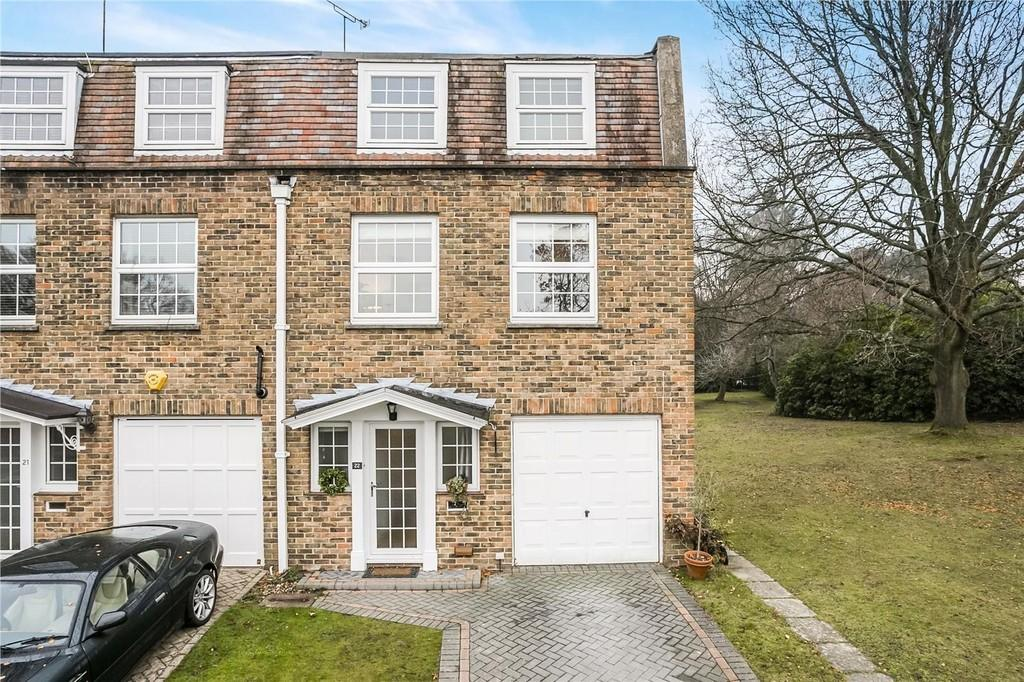 5 Bedrooms Town House for sale in Trinity Close, Tunbridge Wells