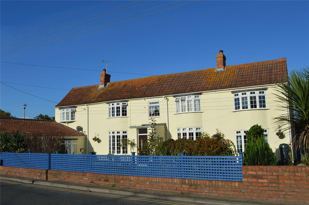 5 Bedrooms House for sale in Berrow Road, Burnham-on-Sea, Somerset, TA8