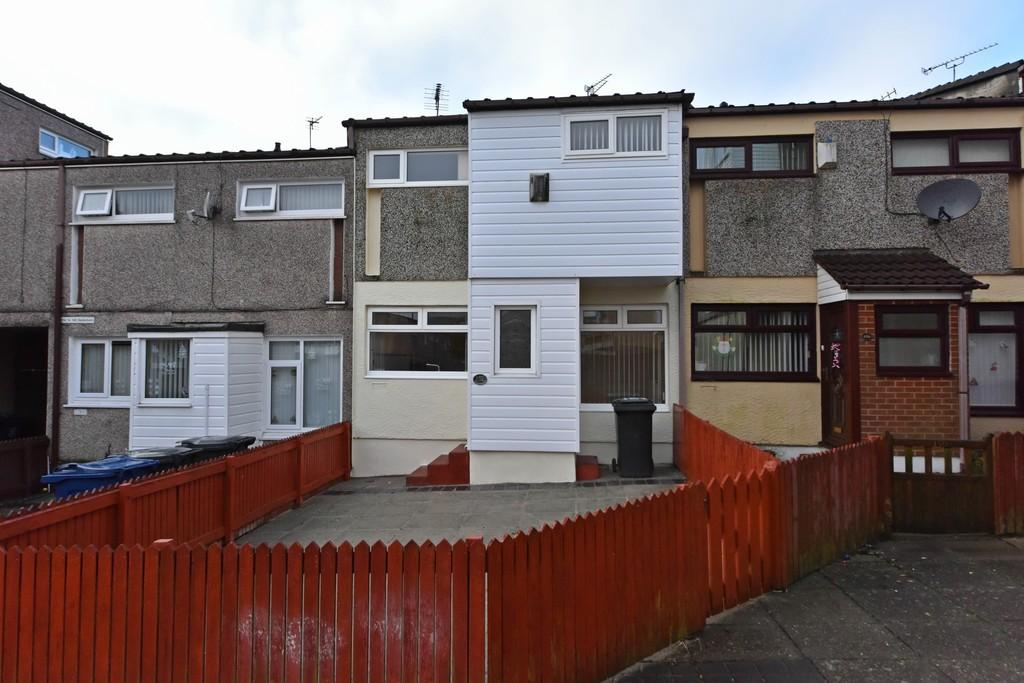 3 Bedrooms Terraced House for sale in Banksbarn, Skelmersdale