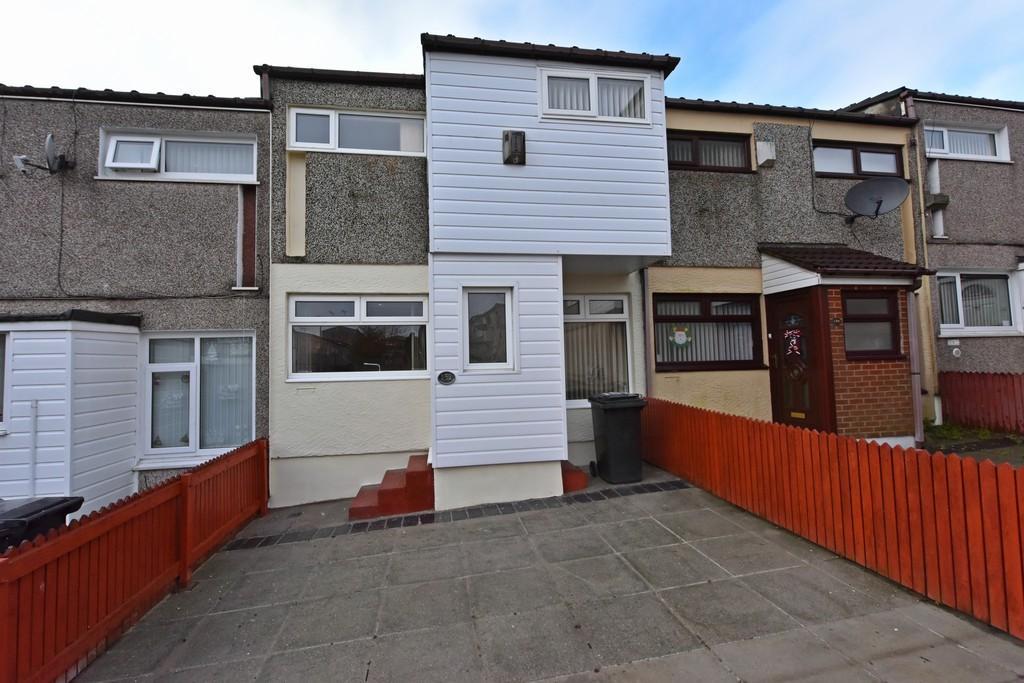 3 Bedrooms Terraced House for sale in Banksbarn, Skelmersdale