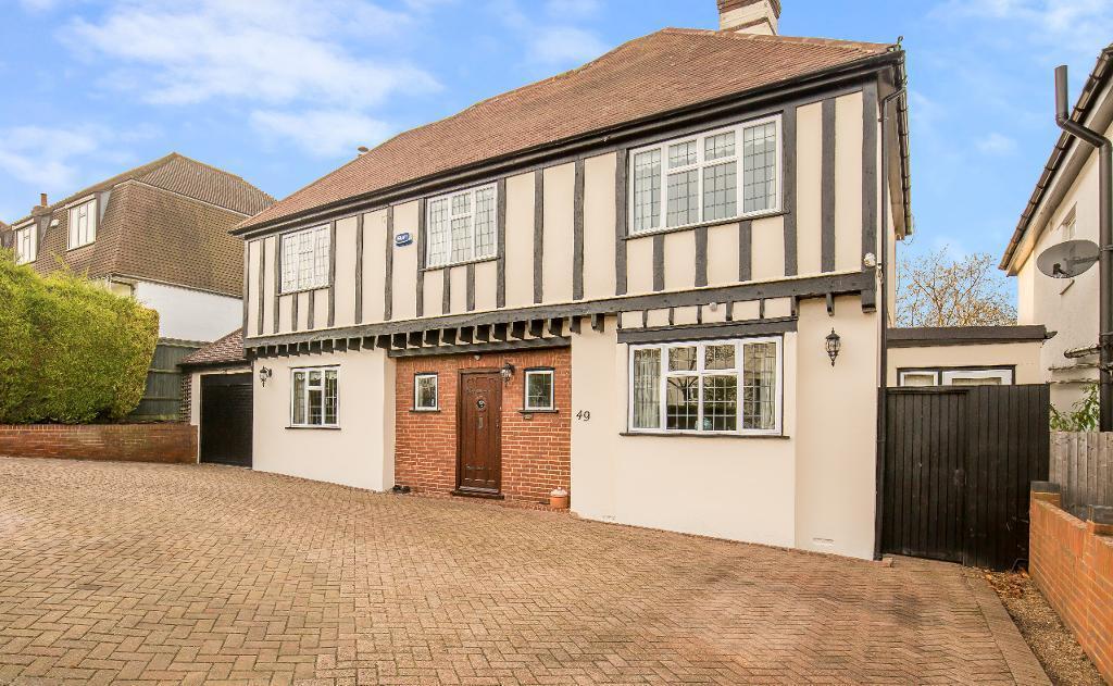 6 Bedrooms Detached House for sale in West Hill, Sanderstead, South Croydon, Surrey, CR2 0SB