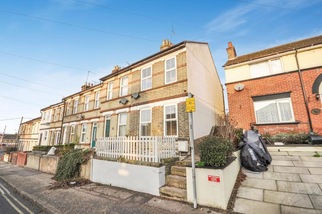 2 Bedrooms End Of Terrace House for sale in Harwich Road, Colchester
