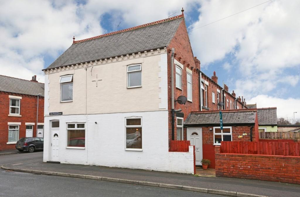 2 Bedrooms End Of Terrace House for sale in Ibbottson Street, Wakefield