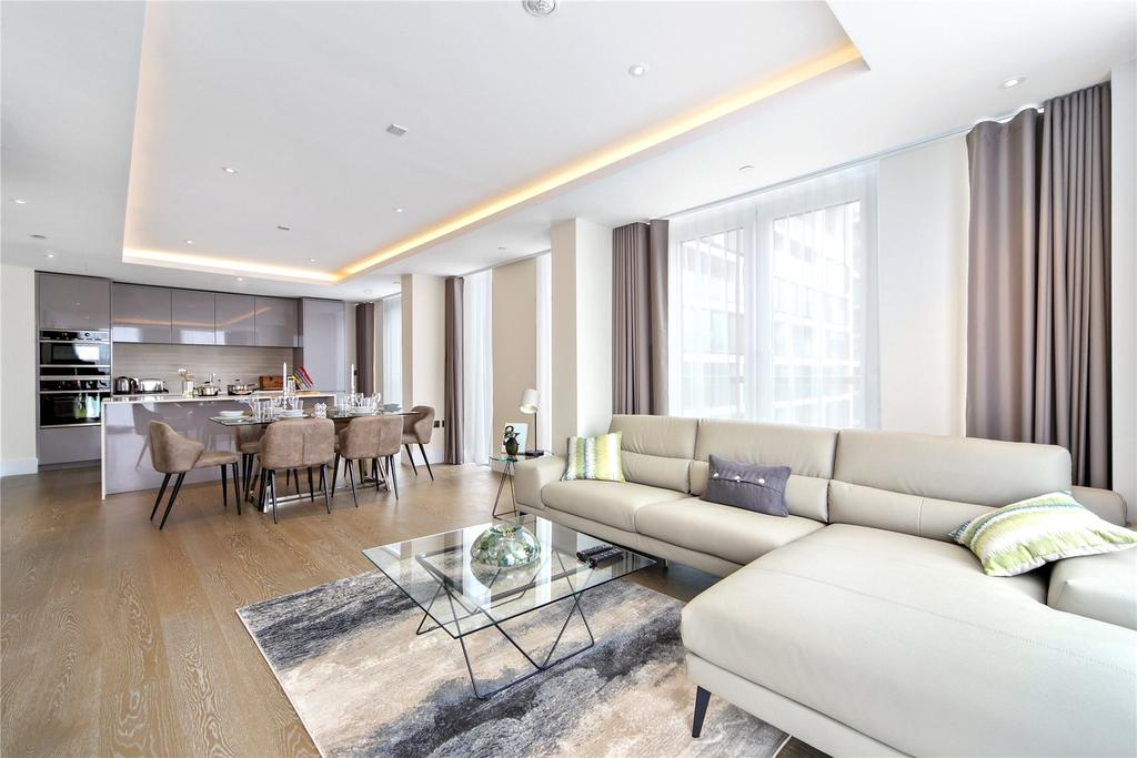 2 Bedrooms Flat for sale in Edward House, 2 Radnor Terrace, Kensington, London, W14
