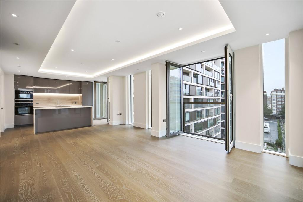2 Bedrooms Flat for sale in Edward House, 2 Radnor Terrace, London