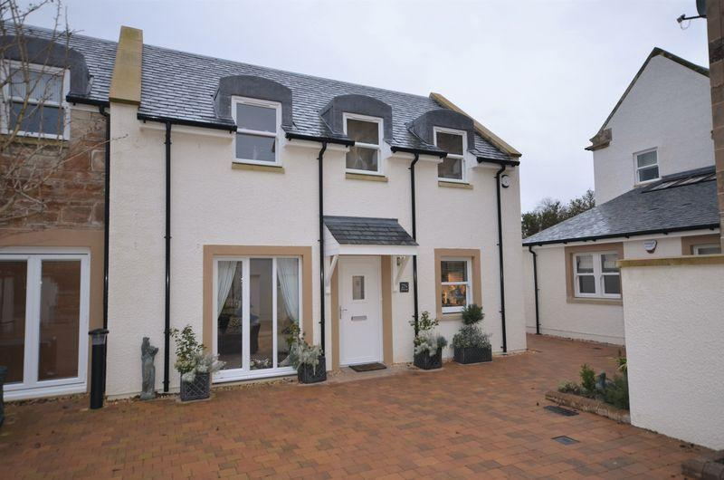 2 Bedrooms Mews House for sale in The Epsom, 2N The Paddocks, Victoria Park , Ayr ,KA7 2TR
