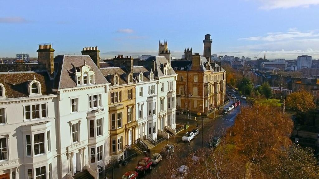 Park terrace flat 3 park glasgow g3 6by 3 bed for 50 park terrace east