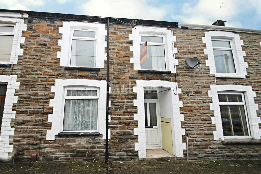 3 Bedrooms Terraced House for sale in Charles Street, Pwllgwaun