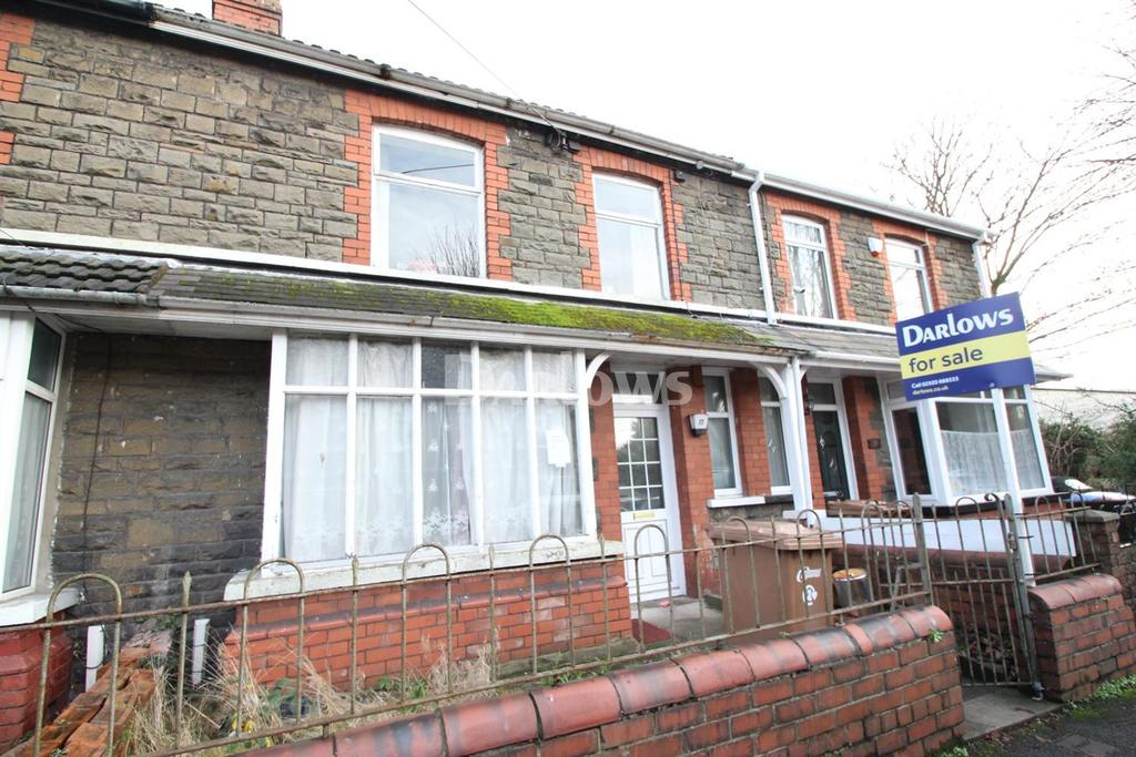 3 Bedrooms Terraced House for sale in The Avenue, Trethomas