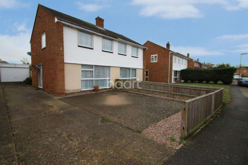 3 Bedrooms Semi Detached House for sale in Anderson Drive, Ashford