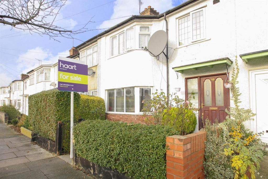 4 Bedrooms Terraced House for sale in Central Road, Wembley