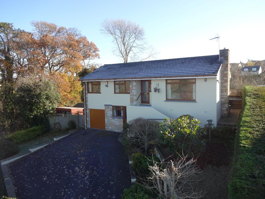 4 Bedrooms Detached House for sale in Old Barnstaple Road, Bideford