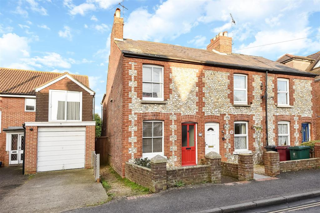 2 Bedrooms End Of Terrace House for sale in Kingsham Avenue, CHICHESTER