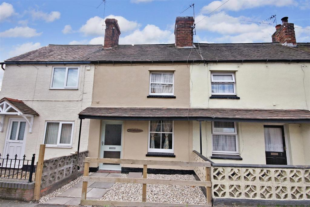 2 Bedrooms Terraced House for sale in Ellesmere Road, St. Martins, Oswestry