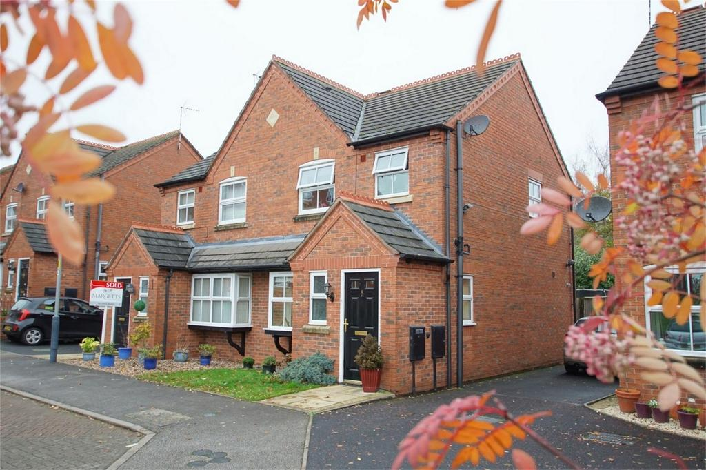 3 Bedrooms Semi Detached House for sale in Blackwell Lane, Hatton Park, Warwick