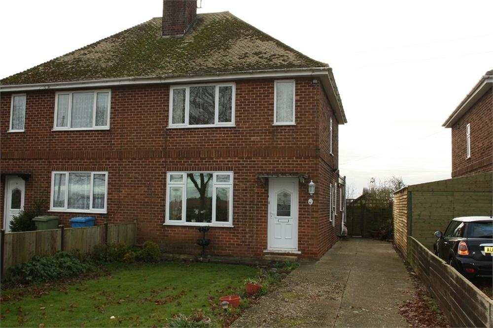 3 Bedrooms Semi Detached House for sale in Main Road, Wigtoft, Boston, Lincolnshire