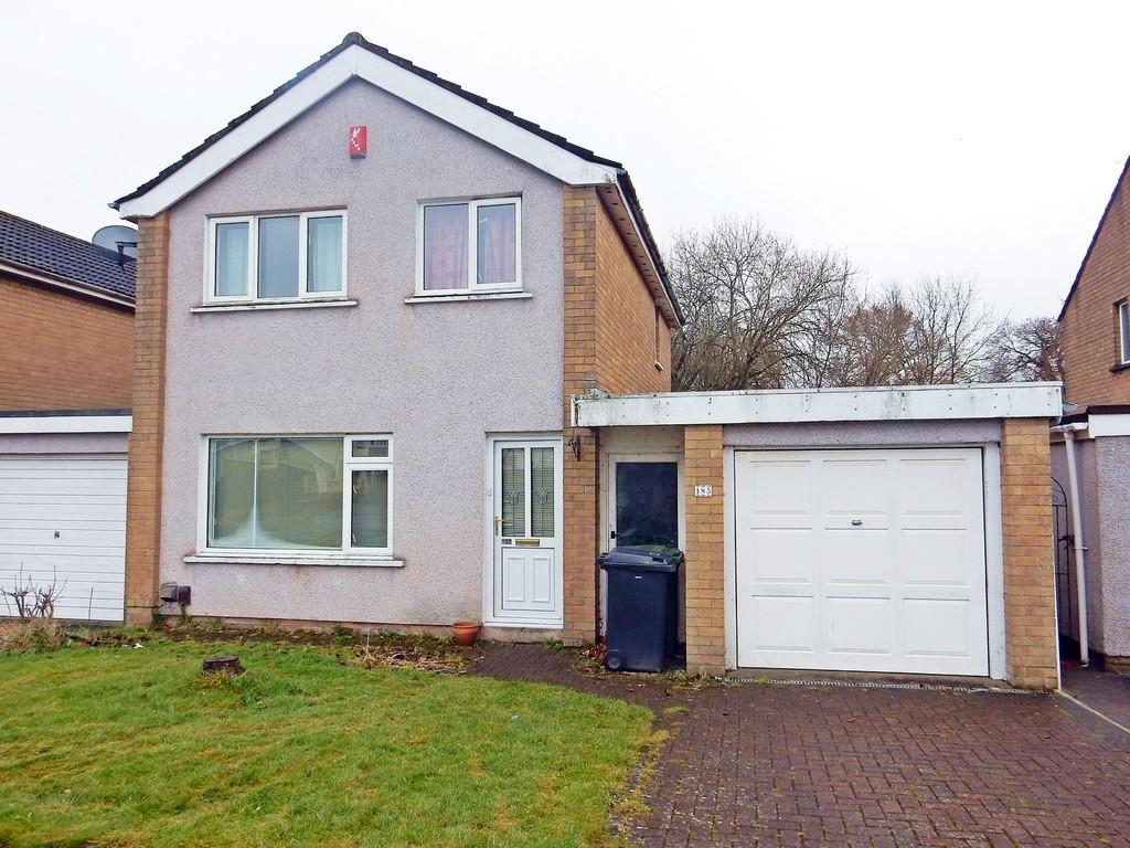 3 Bedrooms Link Detached House for sale in Green Lane, Belle Vue, Carlisle