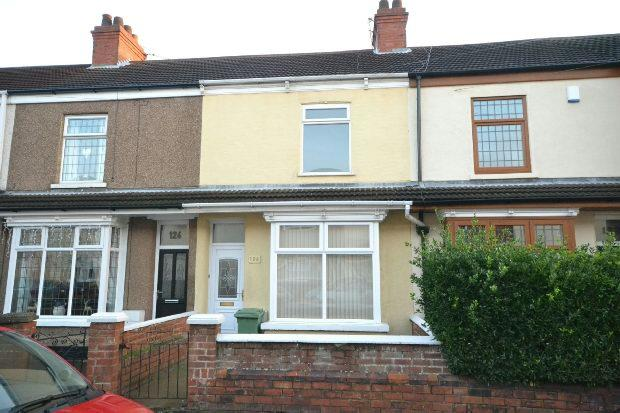 3 Bedrooms Terraced House for sale in Cooper Road, Grimsby
