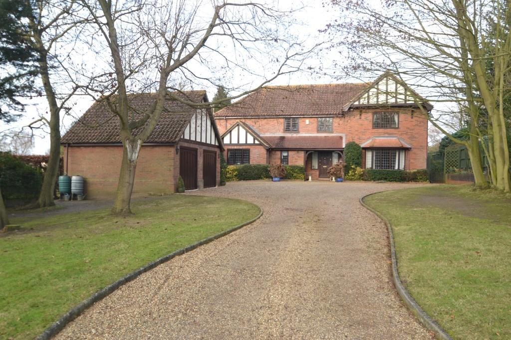5 Bedrooms Detached House for sale in Wentworth Church Lane Westerfield