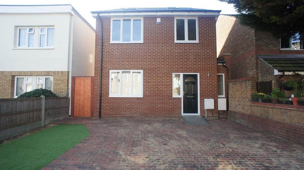 4 Bedrooms Detached House for sale in 23 Billson Street