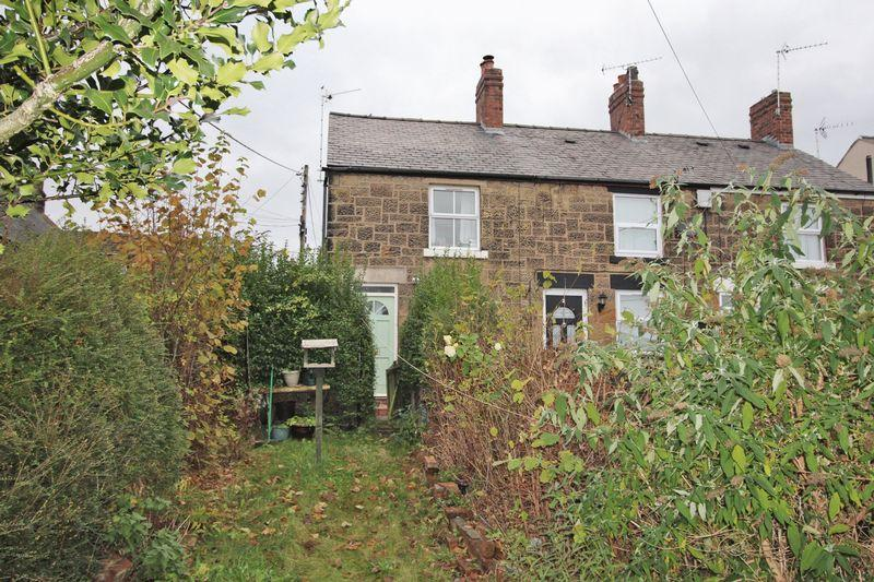 2 Bedrooms End Of Terrace House for sale in Brynisa Road, Wrexham