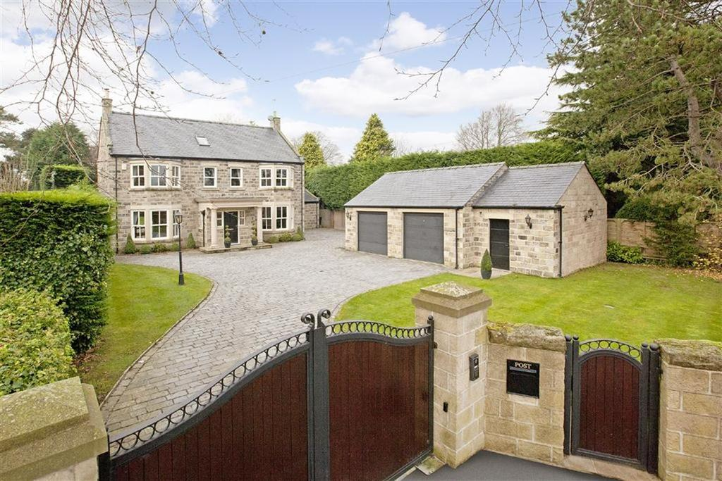 6 Bedrooms Detached House for sale in Church Lane, Harrogate, North Yorkshire