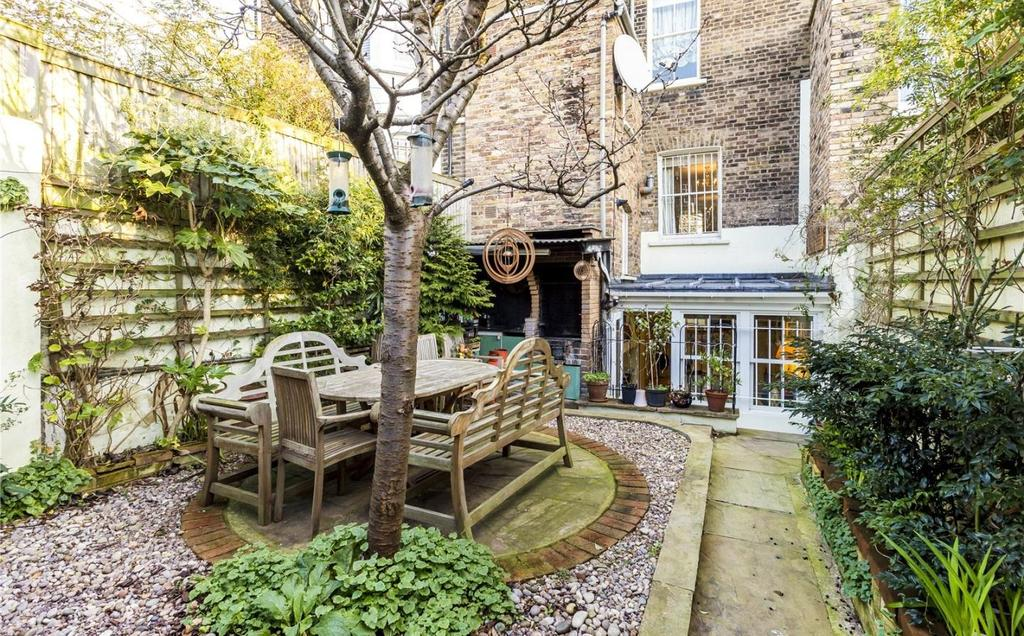 4 Bedrooms Town House for sale in Off Kensington High Street