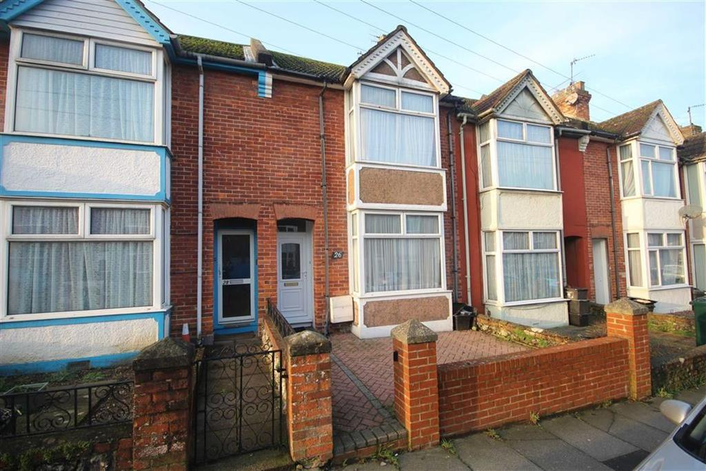 3 Bedrooms Terraced House for sale in Newfield Road, Newhaven