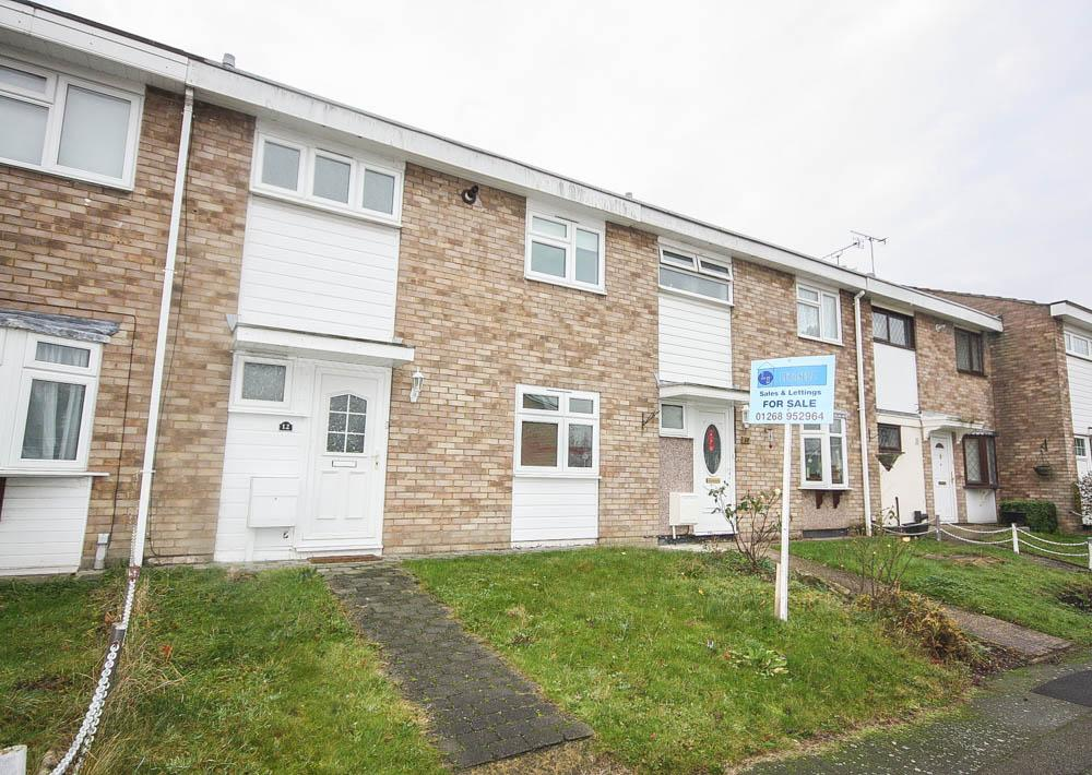 3 Bedrooms Terraced House for sale in Beams Close, Billericay CM11