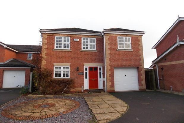 5 Bedrooms Detached House for sale in Ashridge Way, Edwalton, Nottingham, NG12