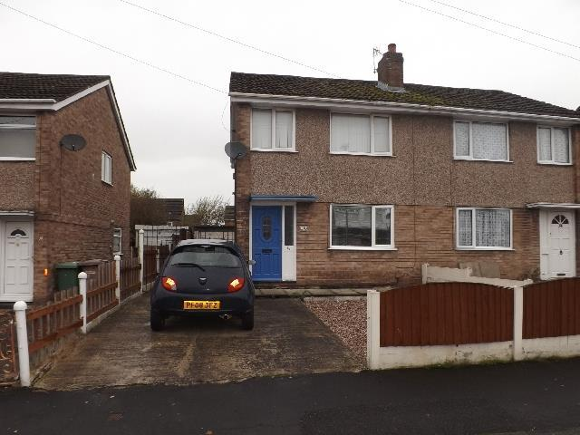 3 Bedrooms Semi Detached House for sale in Holly Road Haydock, St. Helens