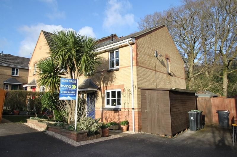 3 Bedrooms End Of Terrace House for sale in Chiltern Drive, VERWOOD