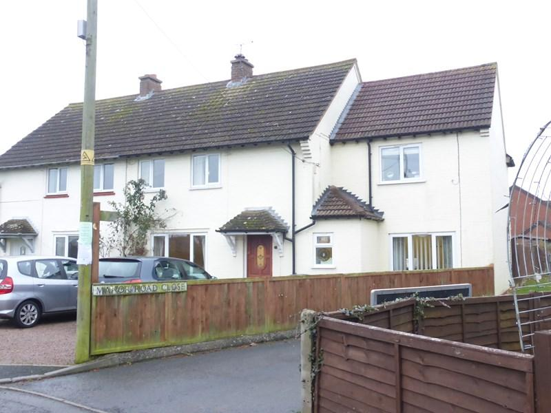 4 Bedrooms Semi Detached House for sale in Manor Road, Middle Littleton, Evesham