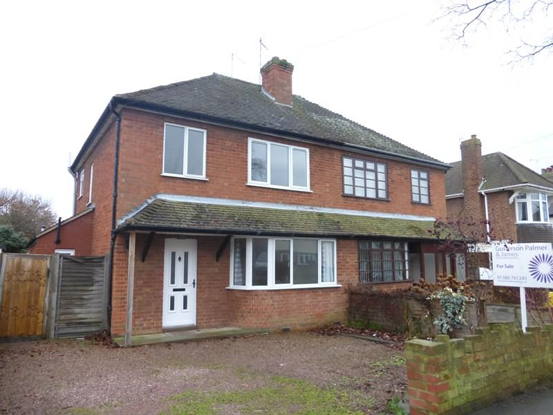 3 Bedrooms Semi Detached House for sale in Lichfield Avenue, Evesham