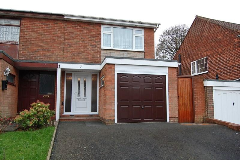 3 Bedrooms Semi Detached House for sale in Redwood Avenue, Dudley