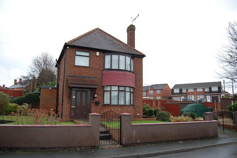 3 Bedrooms Detached House for sale in New Street, Gornal Wood, Dudley