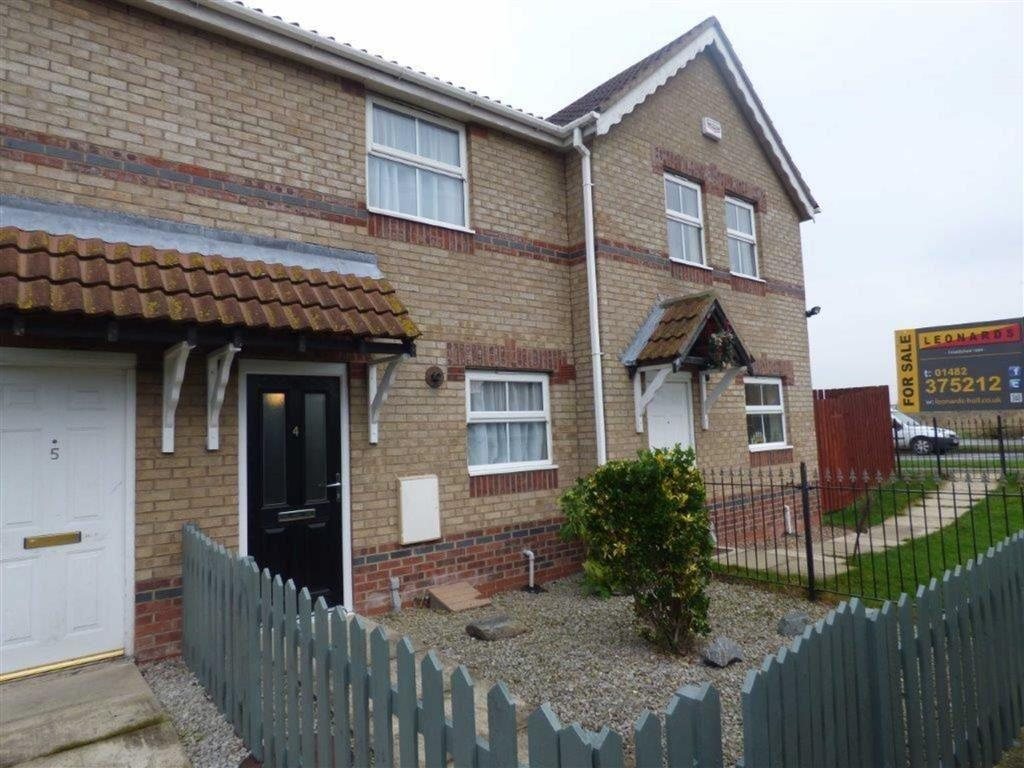 2 Bedrooms Terraced House for sale in Blackhall Close, Kingswood, Hull, East Yorkshire, HU7