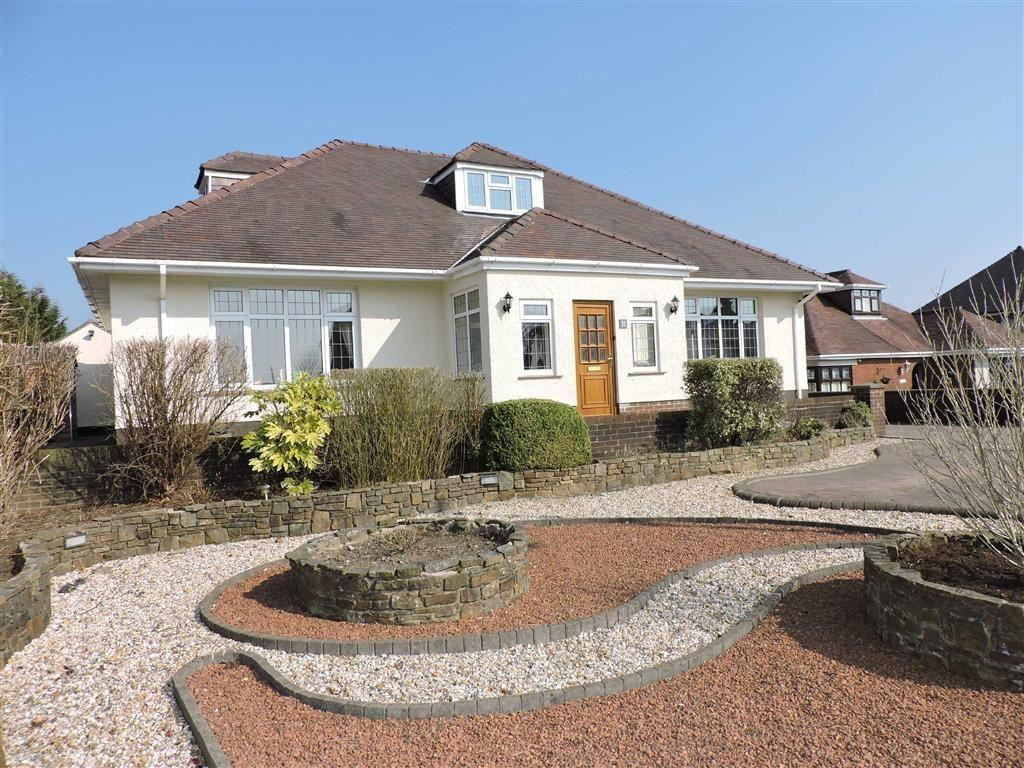 4 Bedrooms Detached Bungalow for sale in Swansea Road, Penllergaer