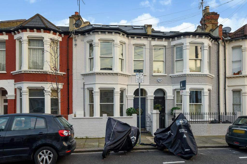 2 Bedrooms Flat for sale in Querrin Street, Fulham, SW6
