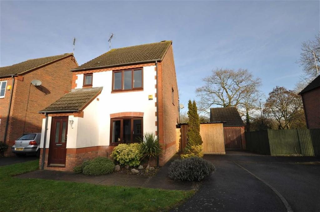 3 Bedrooms Detached House for sale in Gullimans Way, Leamington Spa