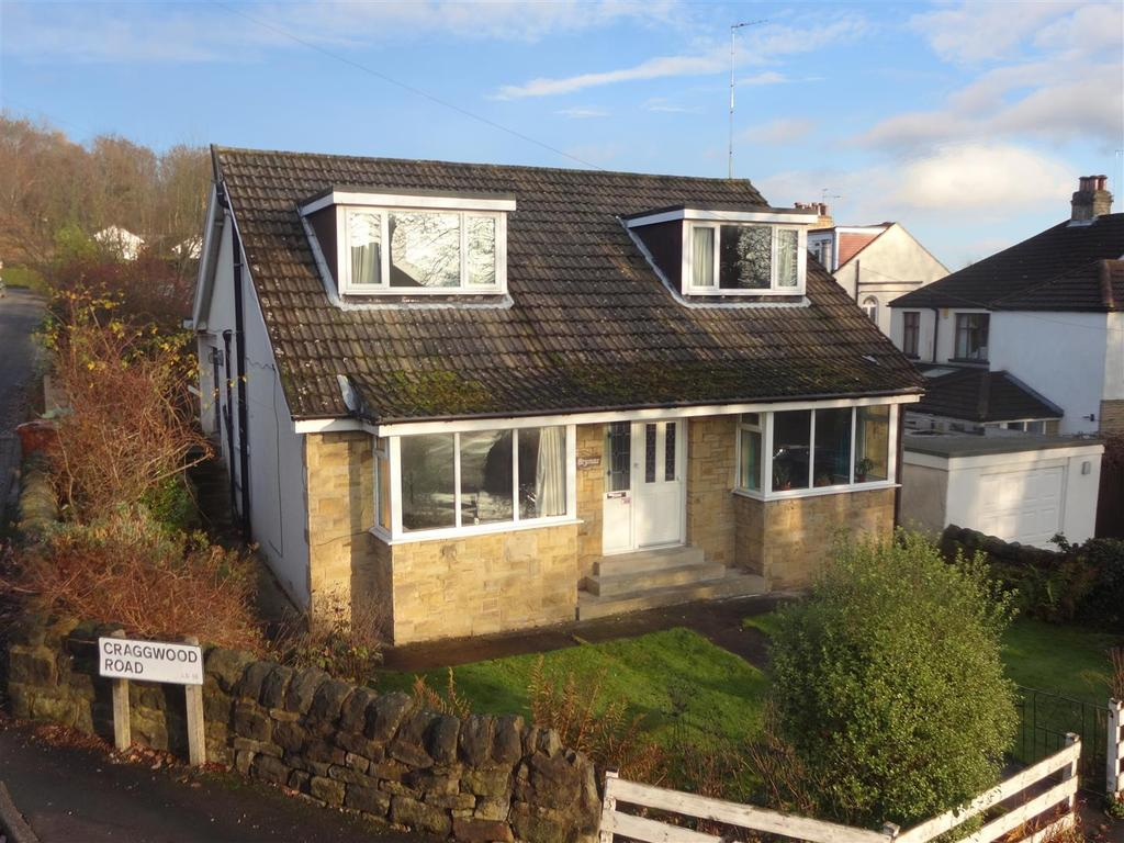 3 Bedrooms Detached Bungalow for sale in Wood Lane, Horsforth