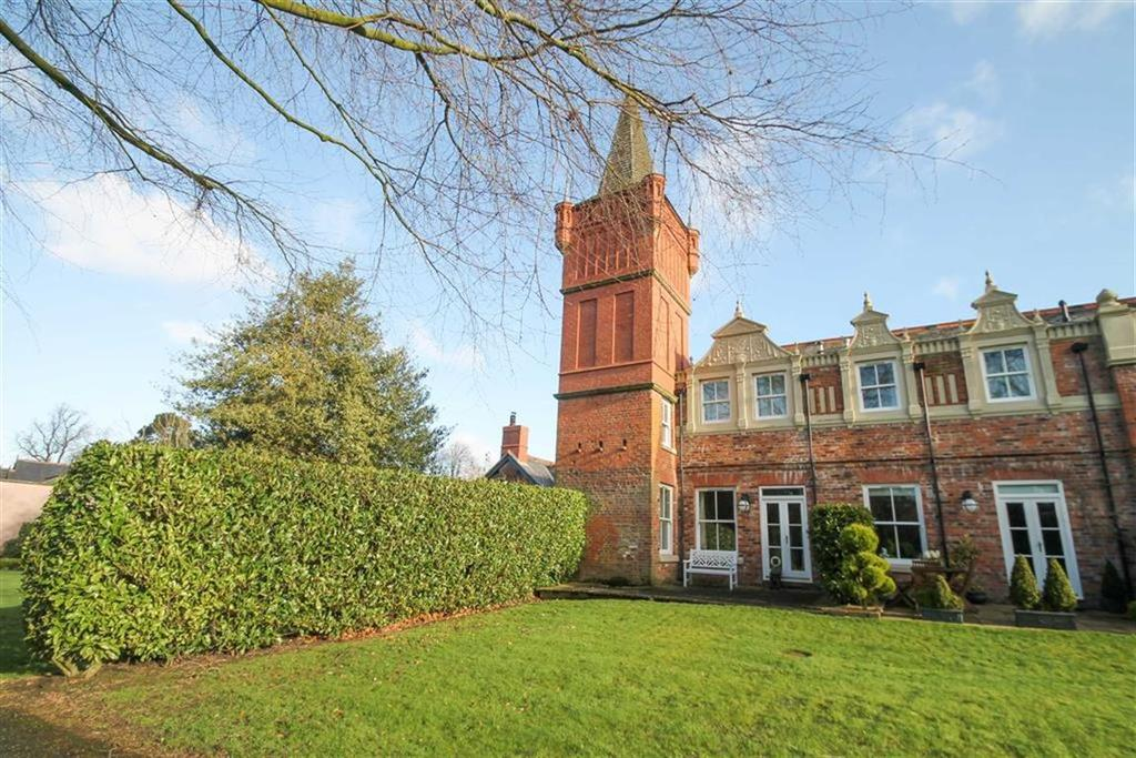 3 Bedrooms End Of Terrace House for sale in The West Wing, Bostock Hall