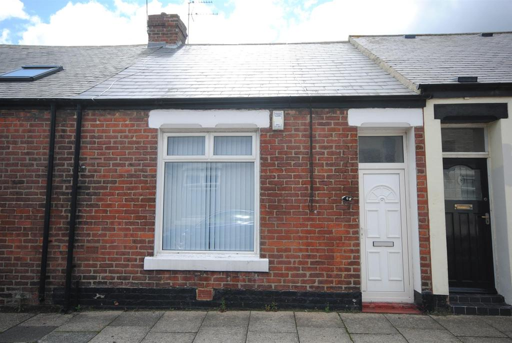2 Bedrooms Cottage House for sale in Ritson Street, Fulwell, Sunderland