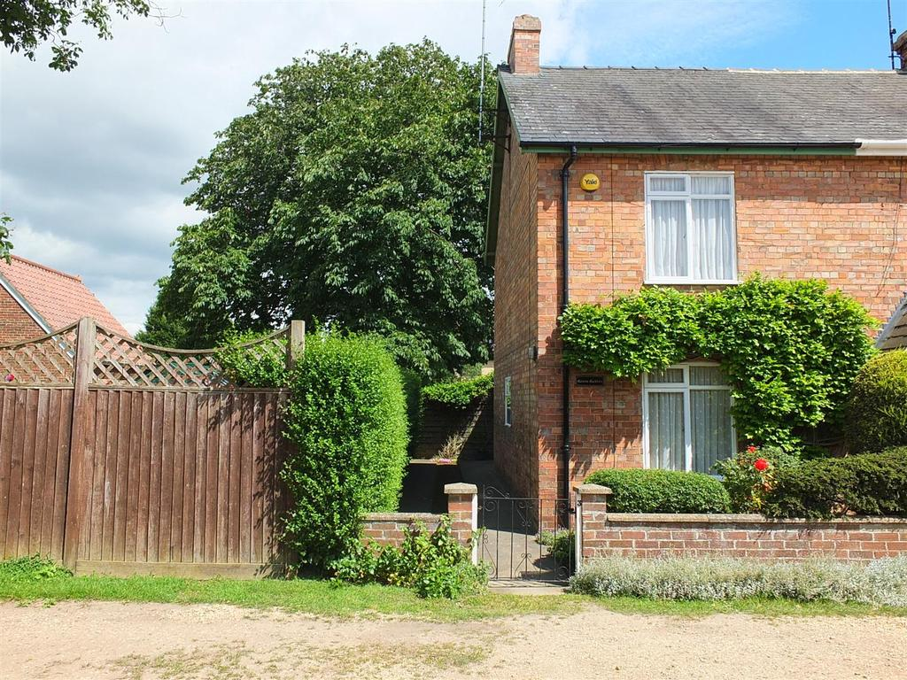 2 Bedrooms End Of Terrace House for sale in Union Street, Holbeach