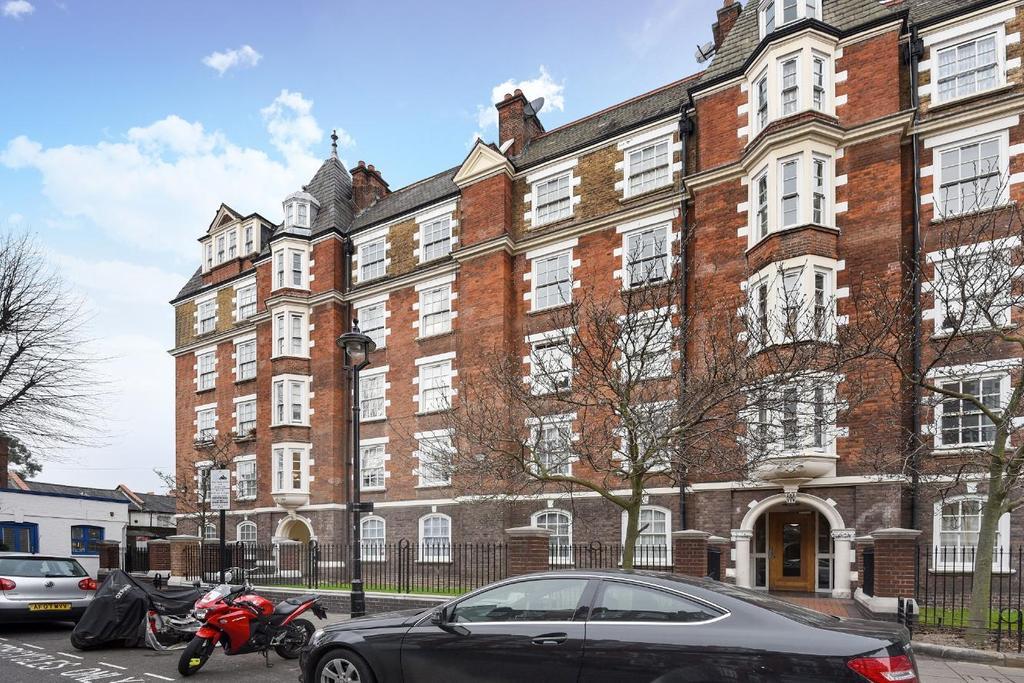 3 Bedrooms Flat for sale in Scott Ellis Gardens, St Johns Wood