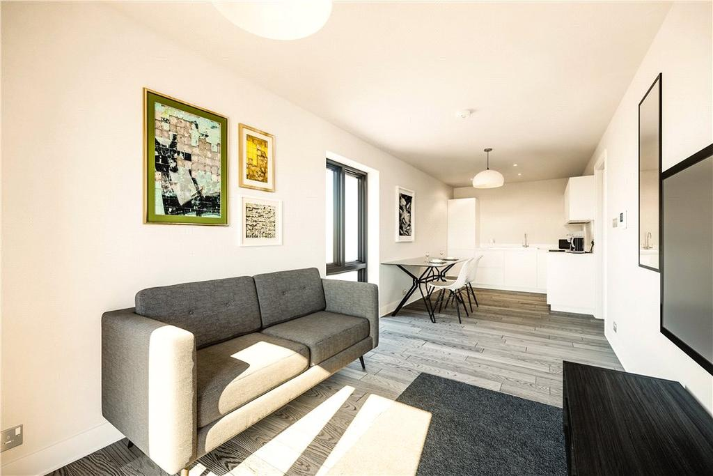 Studio Flat for sale in Moseley Central, Alcester Road, Moseley, Birmingham, B13