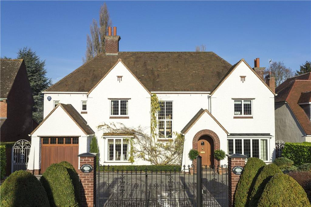 4 Bedrooms Detached House for sale in Loxley Road, Stratford-Upon-Avon, Warwickshire, CV37