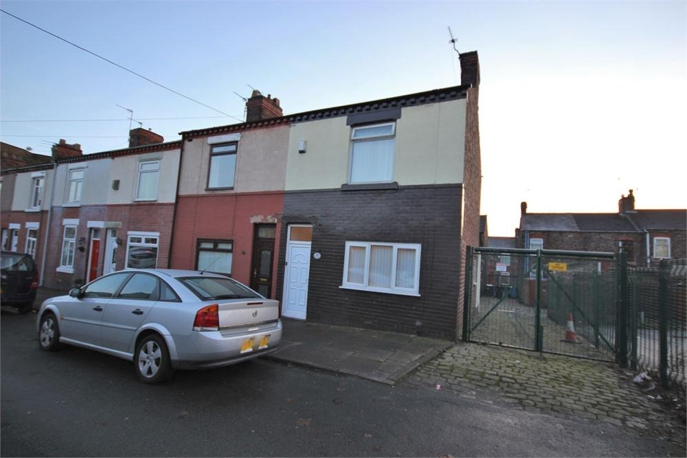 2 Bedrooms End Of Terrace House for sale in Mount Street, WIDNES, Cheshire